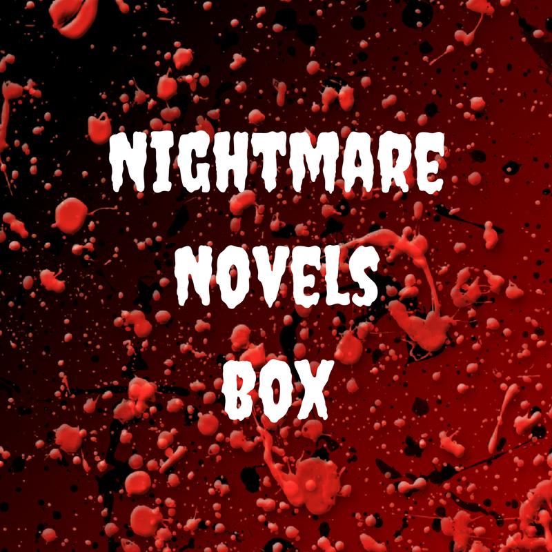 Nightmare Novelsbox