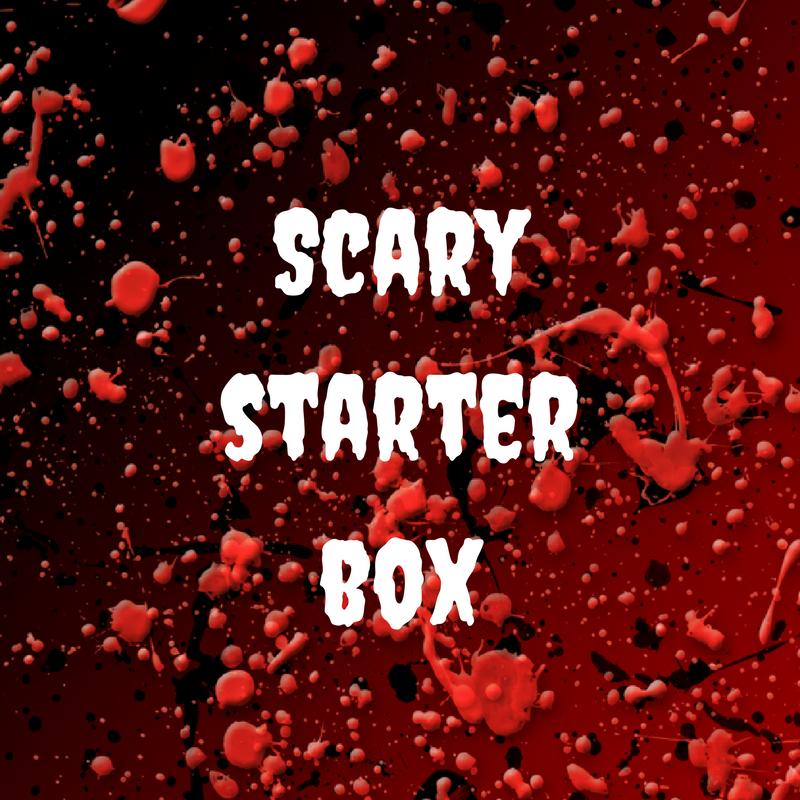 Scary starter box