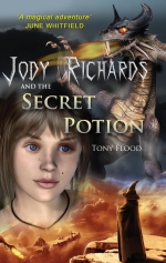 SECRET POTION cover J Whitfield HIGH RES