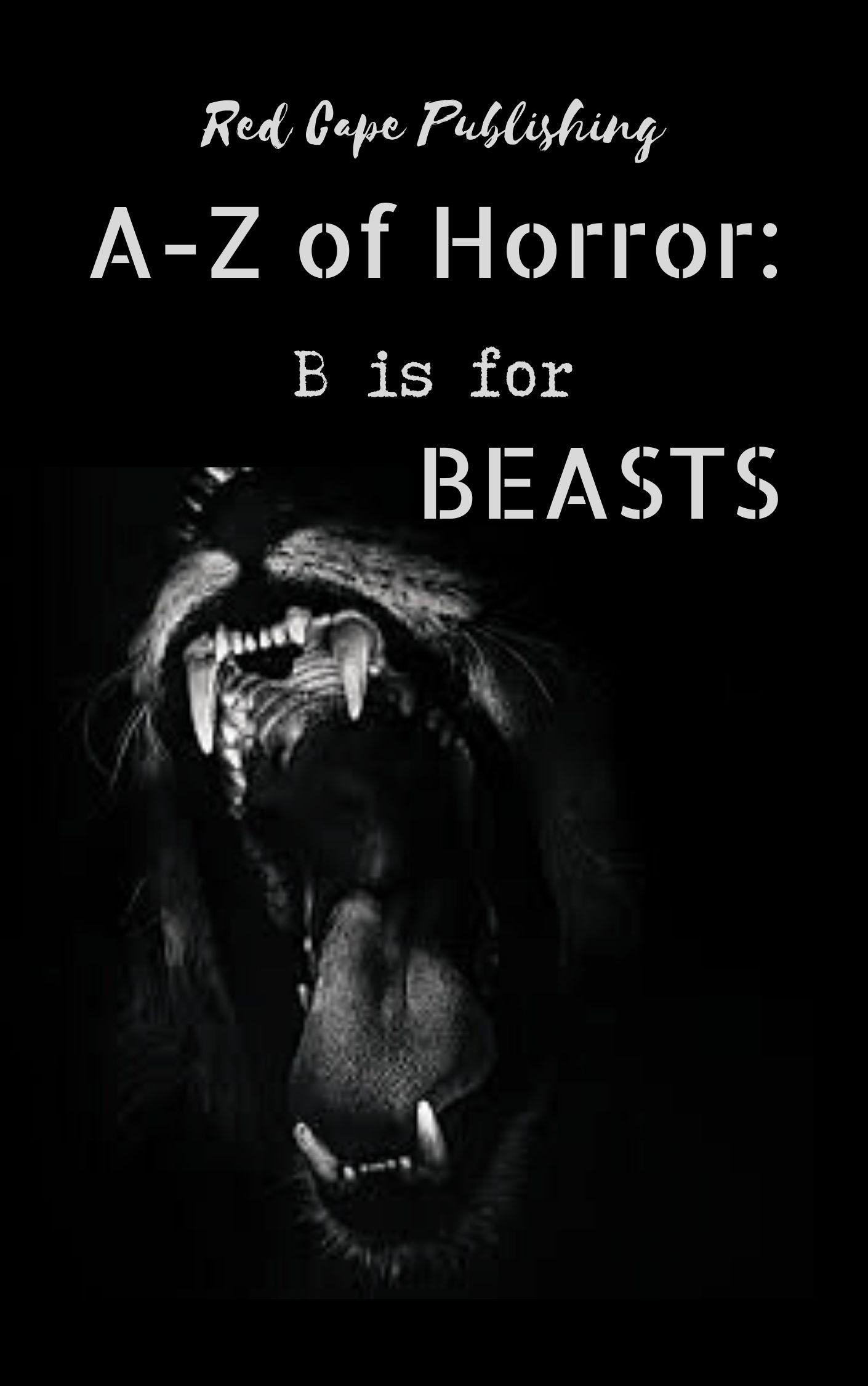 A-Z of Horror_B