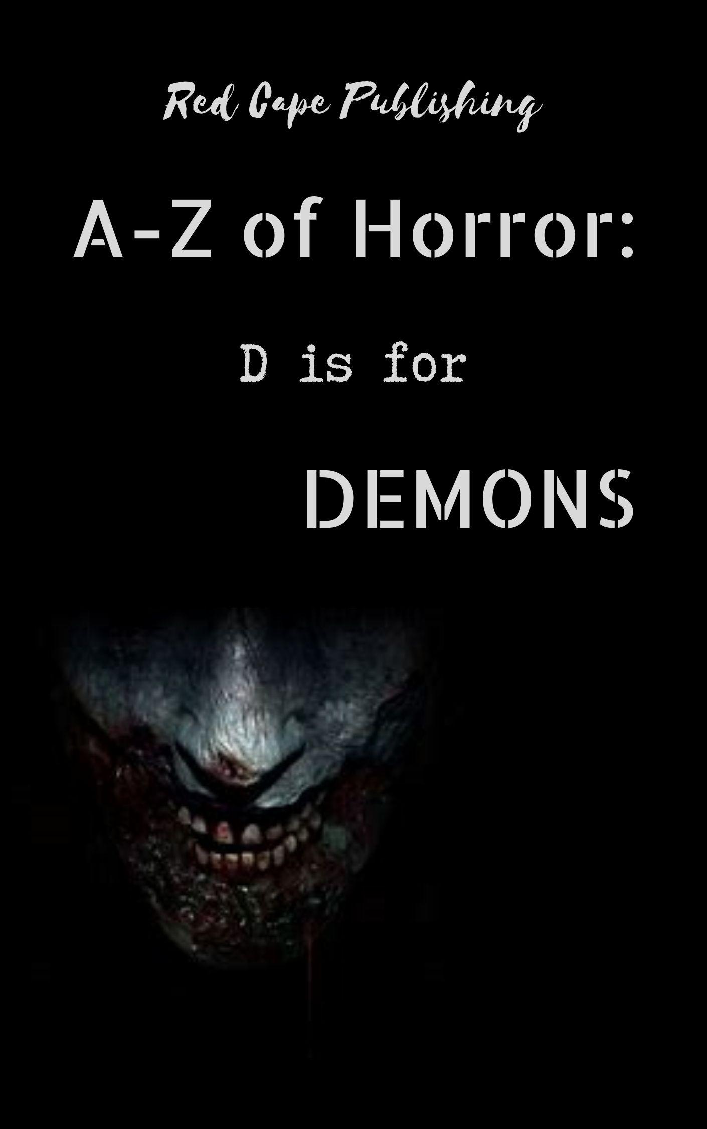 A-Z of Horror_D