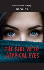tbm horror experts - dona fox - THE GIRL WITH ATYPICAL EYES