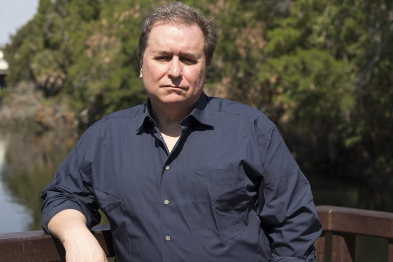 David F. Gray Author Pic